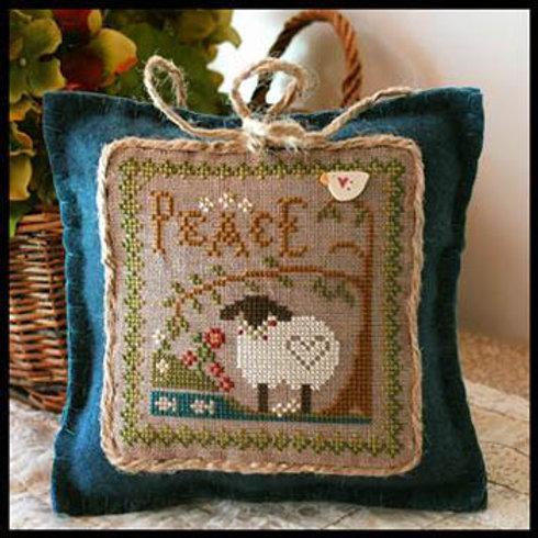 Little Sheep Virtues - 3 Peace