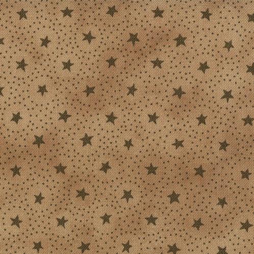 Seasonal Little Gatherings beige/tan stars