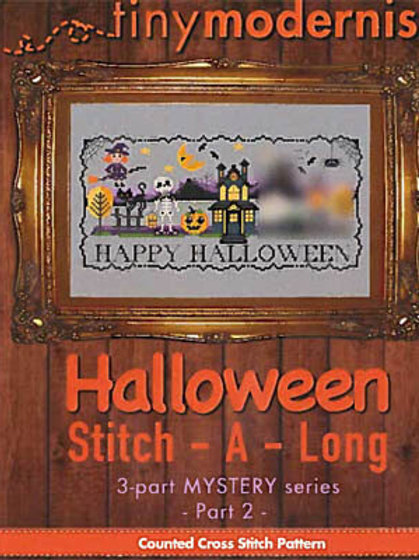 Halloween Stitchalong Part 2