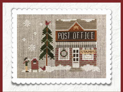 Hometown Holiday Series Post Office