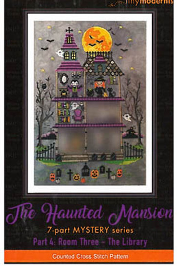 Haunted Mansion Part 4