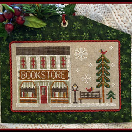 Hometown Holiday Series Bookstore