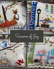 Seasons of Joy PDF Downloadable pattern