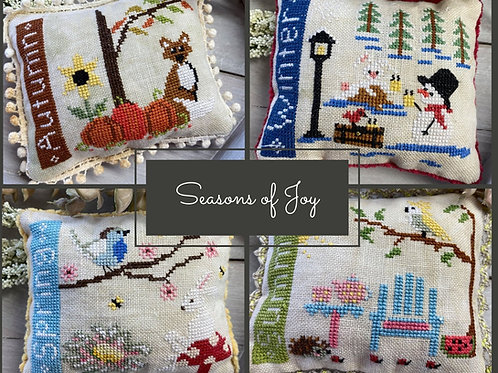 Seasons of Joy PDF Downloadable pattern