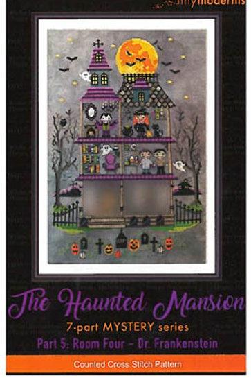 Haunted Mansion Part 5
