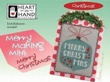 Merry Making Mini