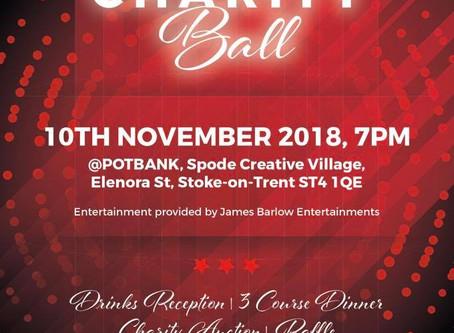 Charity Ball - Stoke on Trent
