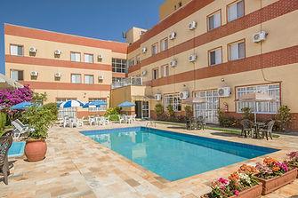 Itapetinga Hotel, Atibaia, interior de S