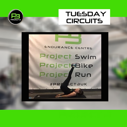 Tuesday Circuits 8.12.20
