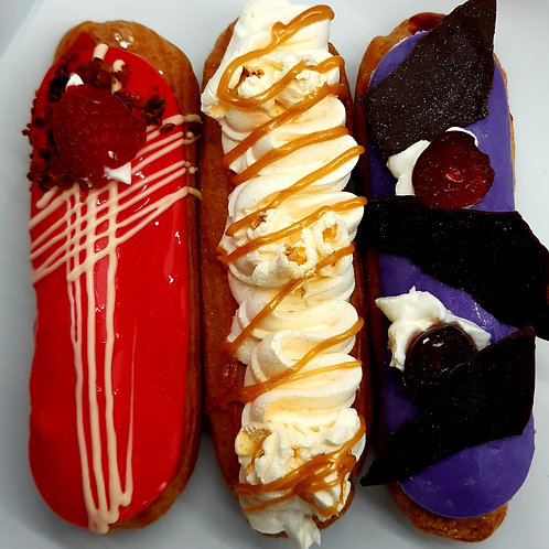 Eclair Mixed Box of the Week