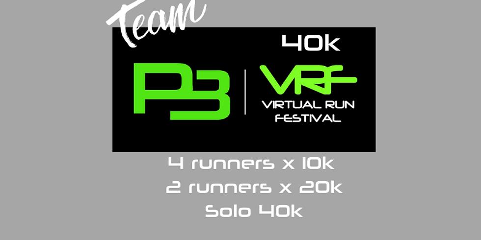 Team Virtual 40k Run
