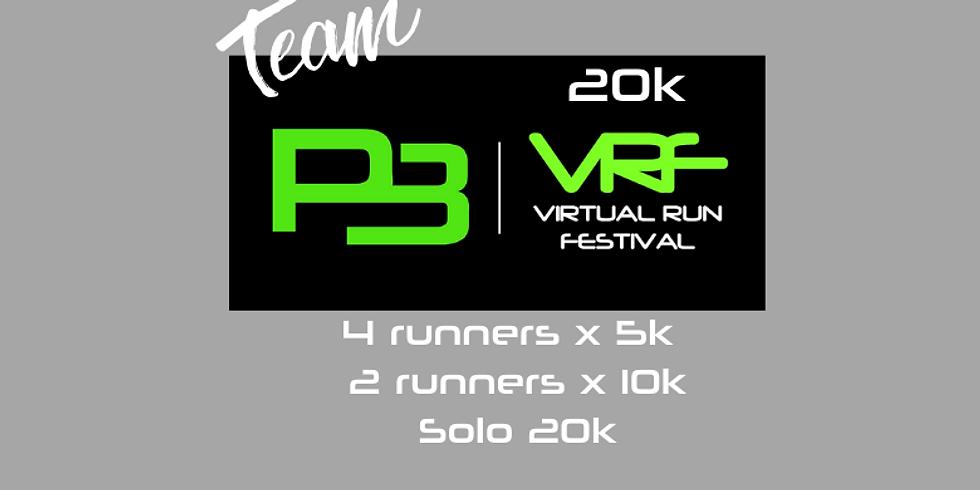 Team Virtual Run 20K