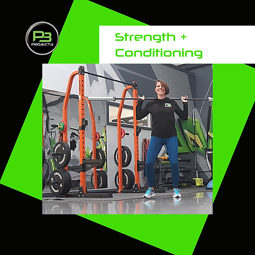 Strength + Conditioning 15.09.20