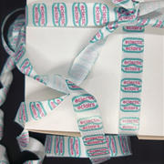 Gift Tag and ribbon