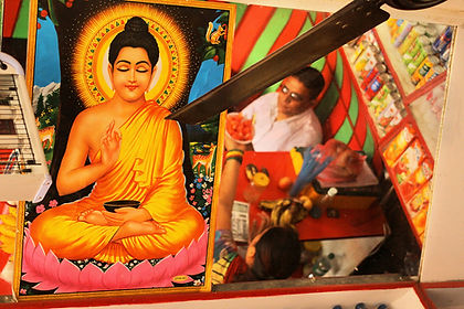 Namaste Namaskar. Elerinna Heise