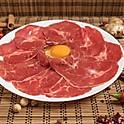 雪花牛肉Sliced Beef Oyster Blade