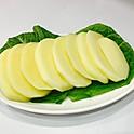 土豆片sliced potato