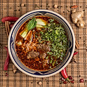 川味牛肉面Sichuan Beef Noodle