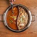 Combo Base Hot Pot Chicken&Mushroom