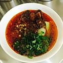 红烧牛肉面Braised beef noodle soup