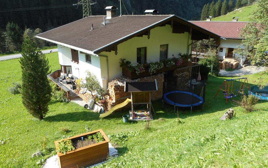 Spielplatz Außenbereich