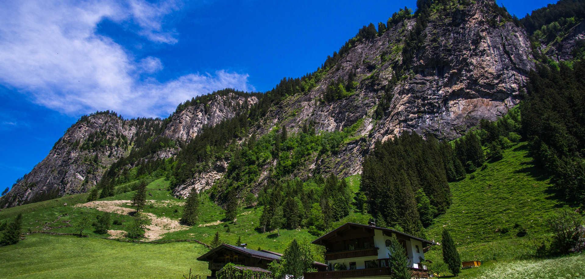 Apartment Bergblick Summer