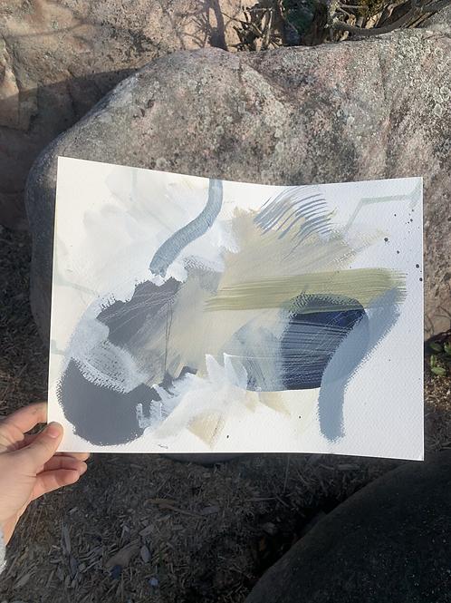 Spring Series Piece 14