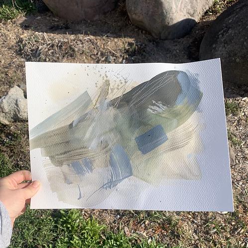 Spring Series Piece 17