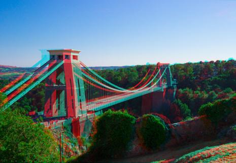 Clifton Bridge 3D