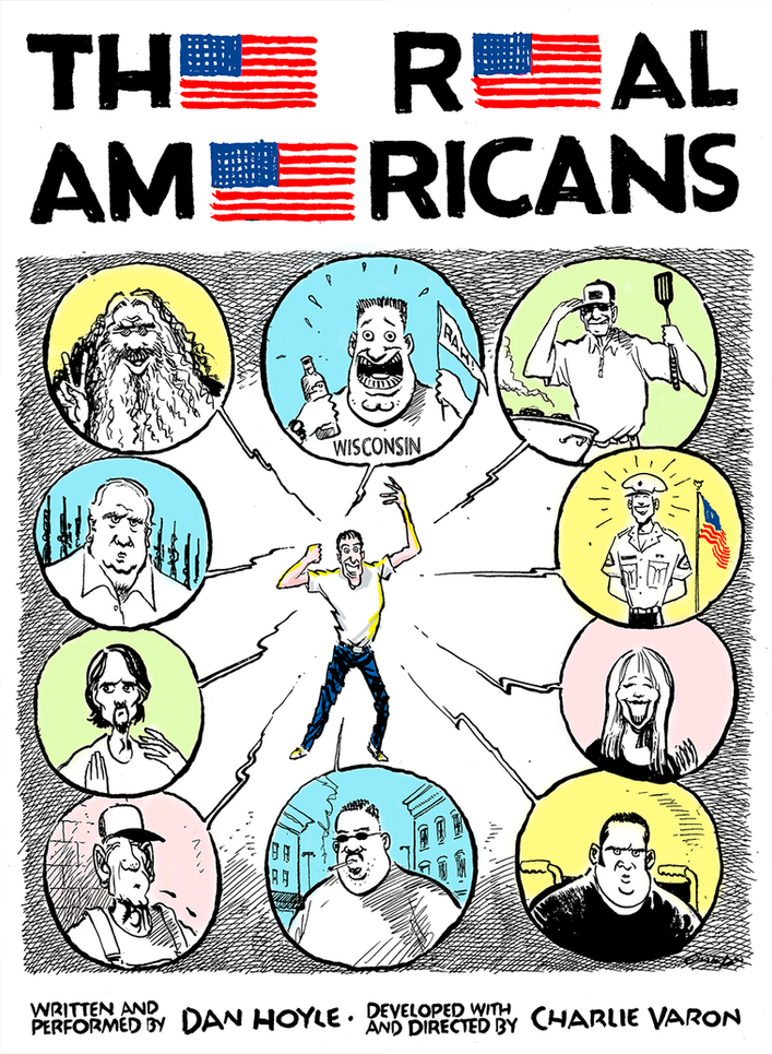 The Real Americans