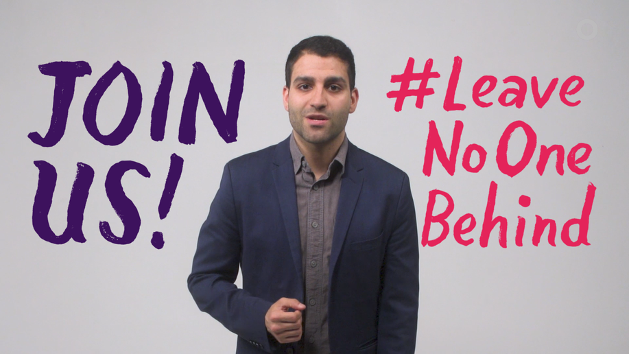 LGBTI Campaign: #LeaveNoOneBehind