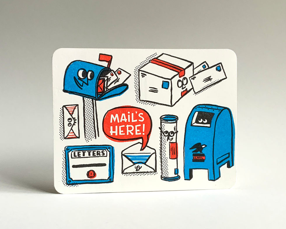 USPS Postcard