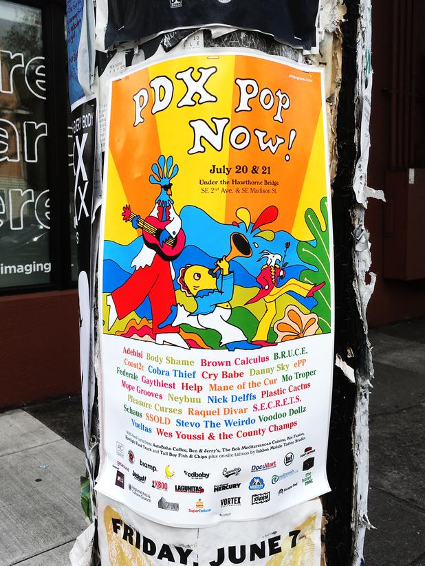 PDX Pop Now! vol. 16