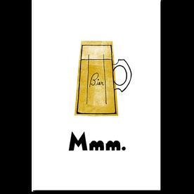 Mmm. Bier
