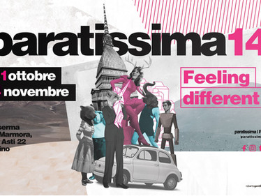 Paratissima 14 - Feeling different