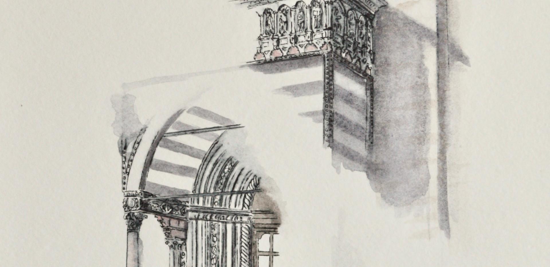 Portone Basilica di Santa Maria Maggiore