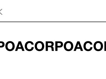 CORPOACORPOACORPO