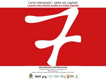 7 - l'arte interpreta i  sette vizi capitali