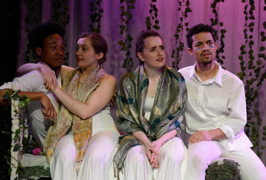 Hermia, A Midsummer Night's Dream PC: Eric Antoniou, Matt Cost, Caitlyn Buja