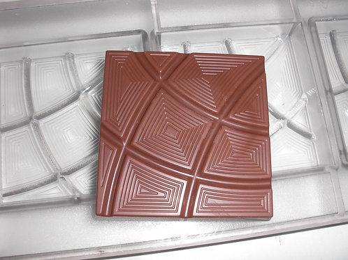 Profi Schokoladenform aus Polycarbonat Artikel Nr. 131