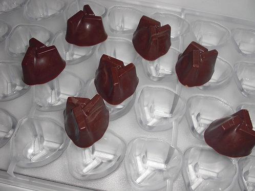 Profi Schokoladenform aus Polycarbonat Artikel Nr. 269