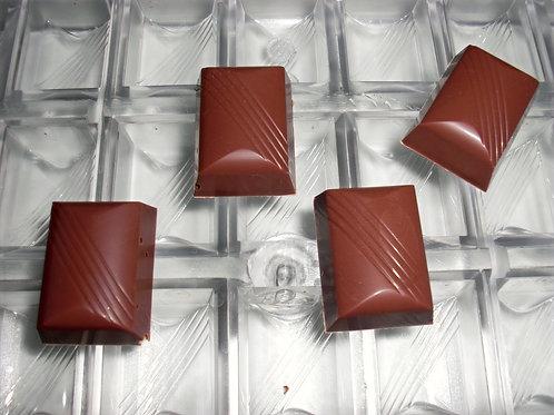 Professionelle Schokoladenform Nr. 022