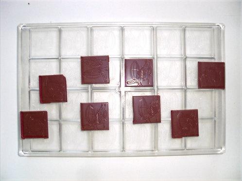 Professionelle Schokoladenform Nr. 211