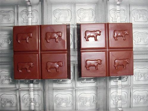 Professionelle Schokoladenform Nr. 175