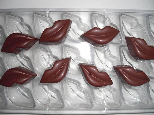Profi Schokoladenform aus Polycarbonat Artikel Nr. 125