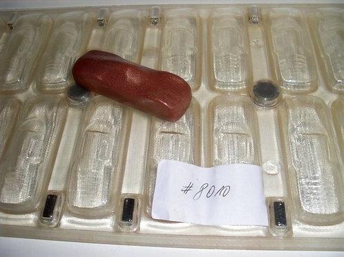 gebrauchte Kunststoff-Schokoladen-Form Nr. 8010