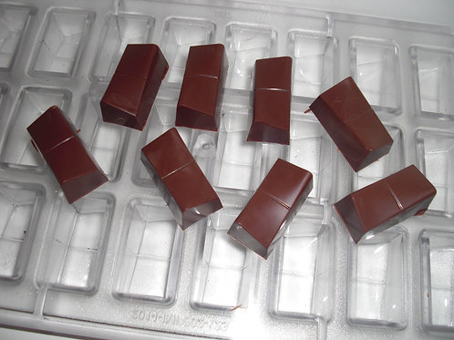 Profi Schokoladenform aus Polycarbonat Artikel Nr. 267