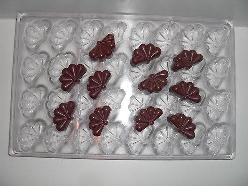 Profi Schokoladenform aus Polycarbonat Artikel Nr. 265
