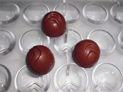 Professionelle Schokoladenform Nr. 085