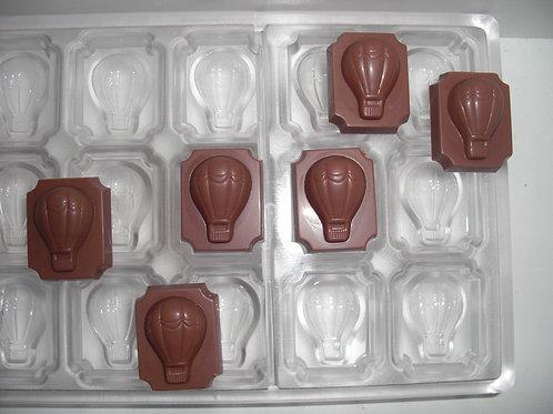 Profi Schokoladenform aus Polycarbonat Artikel Nr. 231